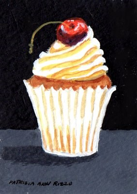 """""""Sweet Tooth"""" original fine art by Patricia Ann Rizzo"""