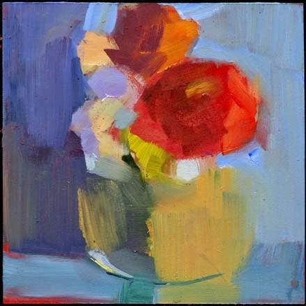 """""""2000 #2000"""" original fine art by Lisa Daria"""