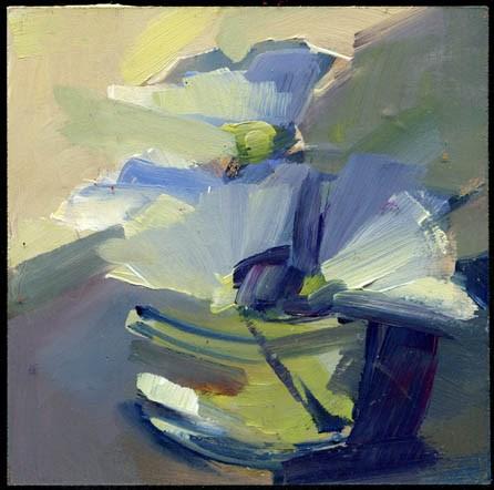 """2262 crow point"" original fine art by Lisa Daria"