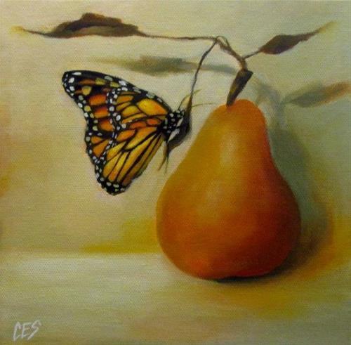 """""""A Pretty Pair"""" original fine art by ~ces~ Christine E. S. Code"""