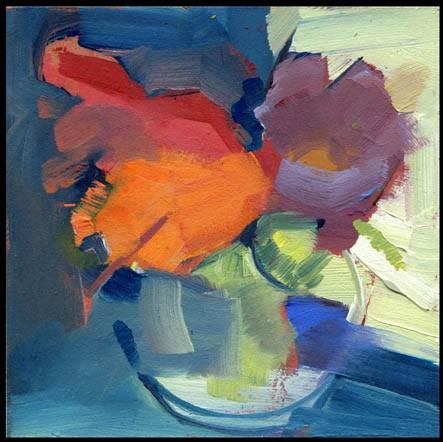 """2302 sixty-eight"" original fine art by Lisa Daria"