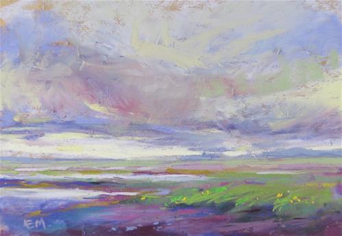 """Iceland Summer 4"" original fine art by Karen Margulis"