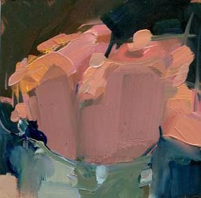 """""""1117 Another Spot"""" original fine art by Lisa Daria"""