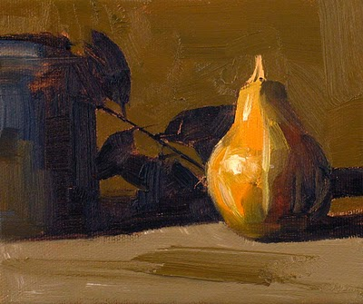 """Golden Age"" original fine art by Qiang Huang"