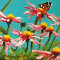 """Swaying"" original fine art by JoAnne Perez Robinson"
