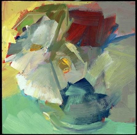 """""""2396 clicks"""" original fine art by Lisa Daria"""