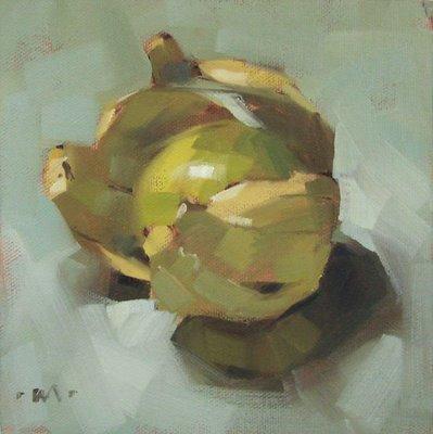 """Nestled"" original fine art by Carol Marine"
