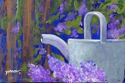"""New Painting"" original fine art by Sue Furrow"