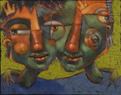 """Mad About Max"" original fine art by Brenda York"