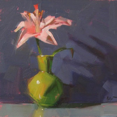 """Quirky --- SOLD"" original fine art by Carol Marine"