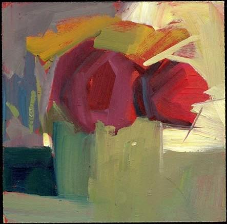 """1963 swell"" original fine art by Lisa Daria"