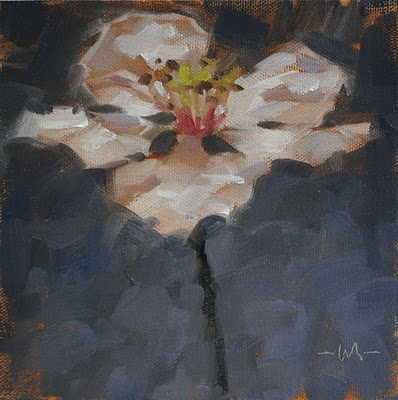 """""""Spring Closeup"""" original fine art by Carol Marine"""