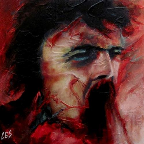 """""""Venomous"""" original fine art by ~ces~ Christine E. S. Code"""