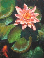 """Some Results of the Desmond O'Hagan Workshop"" original fine art by Rita Kirkman"