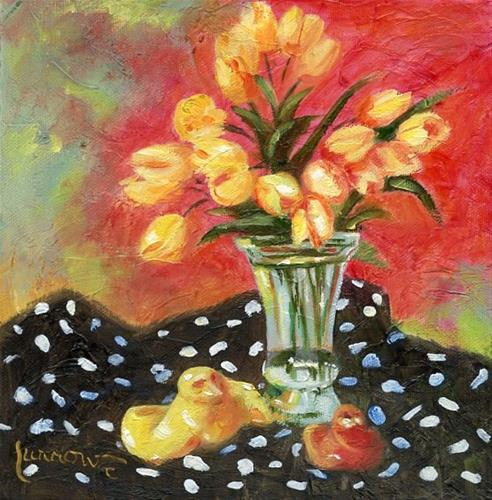"""""""30 Day Challenge - Day 3 and Starts"""" original fine art by Sue Furrow"""