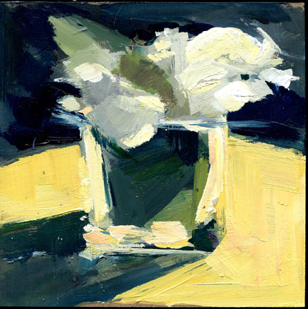 """#931 Branching Out"" original fine art by Lisa Daria"