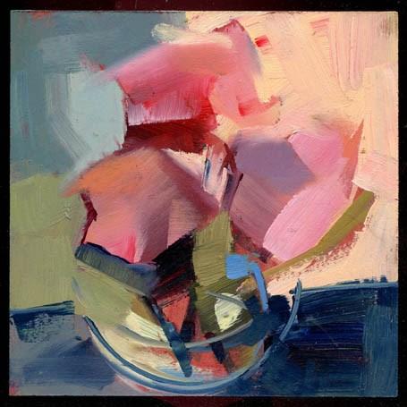 """""""2227"""" original fine art by Lisa Daria"""