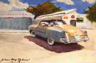 """Built to Last"" original fine art by JoAnne Perez Robinson"