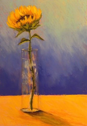 """""""Day 8 Last Man Standing"""" original fine art by Angeli Petrocco Coover"""