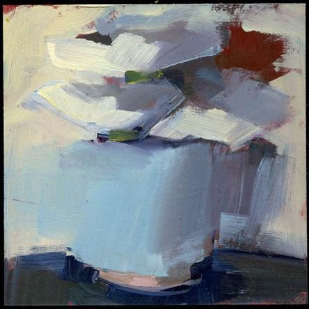 """2263 windhorse"" original fine art by Lisa Daria"