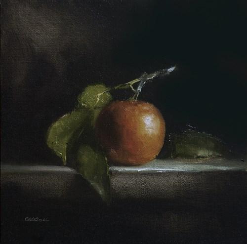 """Clementine"" original fine art by Neil Carroll"