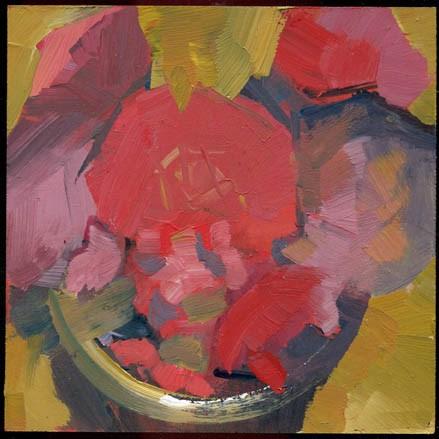"""2336 Oaxaca"" original fine art by Lisa Daria"