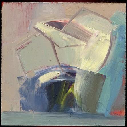 """""""2189 moon pieces"""" original fine art by Lisa Daria"""