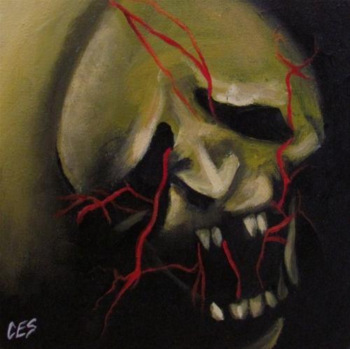 """""""Parasites"""" original fine art by ~ces~ Christine E. S. Code"""