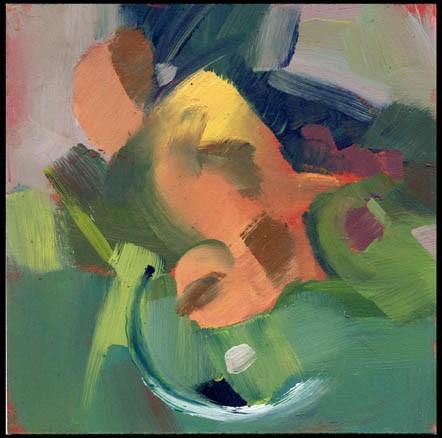 """2436 Control Box"" original fine art by Lisa Daria"