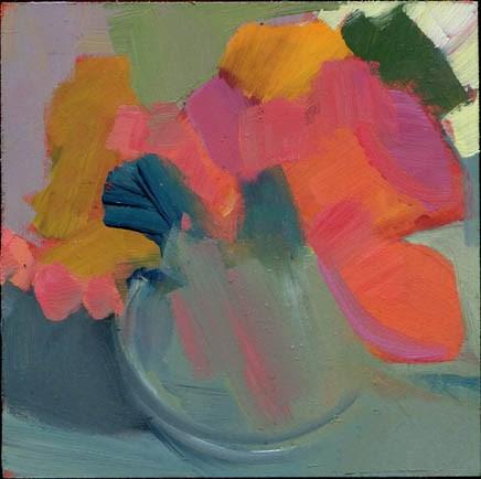 """""""2443 glow"""" original fine art by Lisa Daria"""