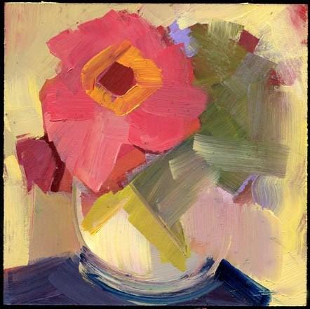 """""""2159 margin"""" original fine art by Lisa Daria"""