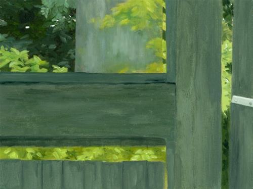 """""""BROKEN"""" original fine art by Nancy Herman"""