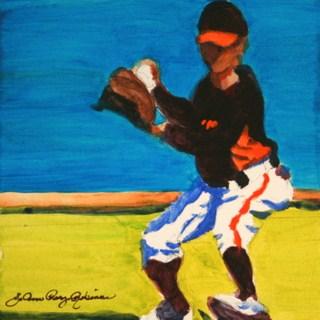 """Getting Loose"" original fine art by JoAnne Perez Robinson"