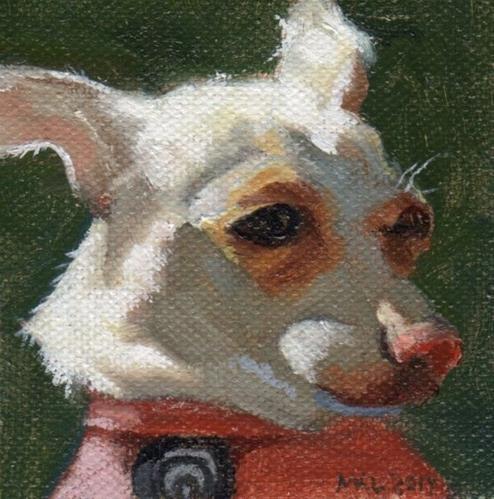 """So Bright"" original fine art by Marlene Lee"