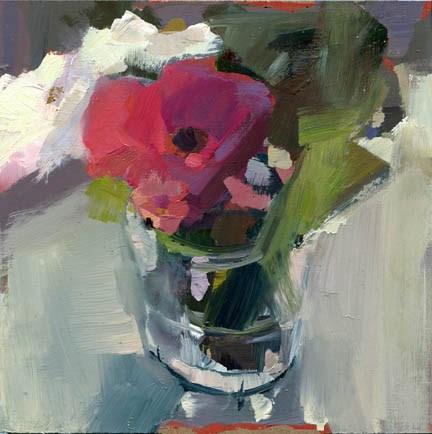 """#1054 Sunflowers"" original fine art by Lisa Daria"