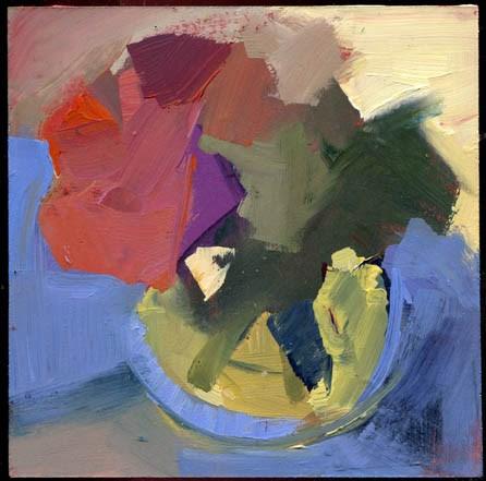 """2257 Chianti"" original fine art by Lisa Daria"