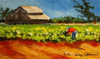 """Still Hanging Out"" original fine art by JoAnne Perez Robinson"
