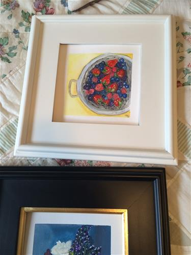 """Reunited"" original fine art by Laura Denning"