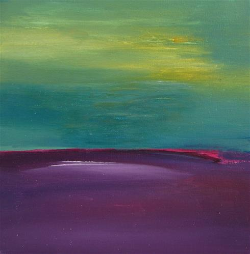 """Day And Night"" original fine art by Alina Frent"