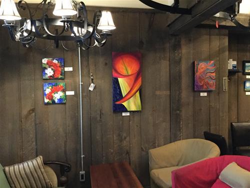 """4180 - We Believe - Exhibition Size"" original fine art by Sea Dean"