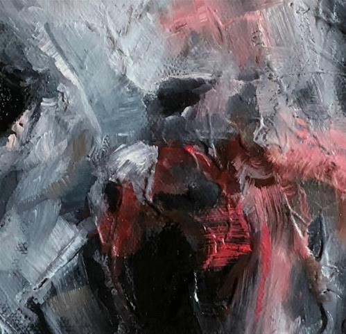"""Vitriol"" original fine art by ~ces~ Christine E. S. Code"