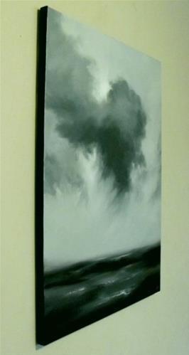 """""""Saving Gray"""" original fine art by ~ces~ Christine E. S. Code"""