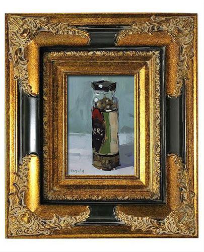 """Capers"" original fine art by David Lloyd"