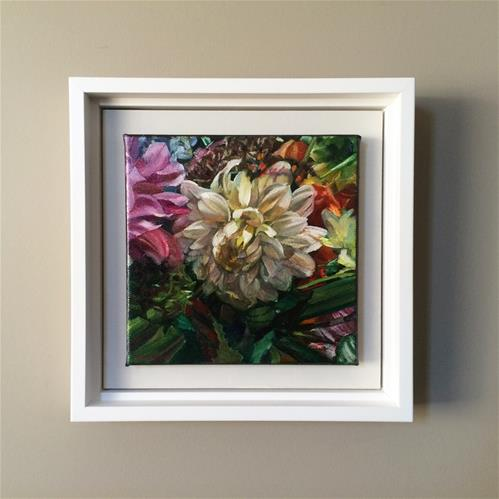 """SALE!!!   framed"" original fine art by Nicoletta Baumeister"