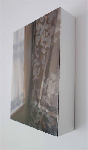 """Sunlight and Curtains"" original fine art by Michael William"
