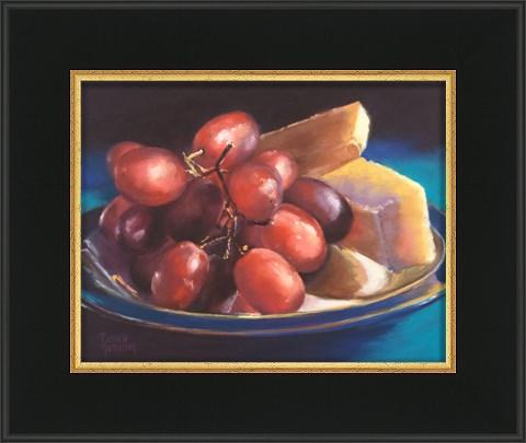 """Wine Not"" original fine art by Pamela Hamilton"