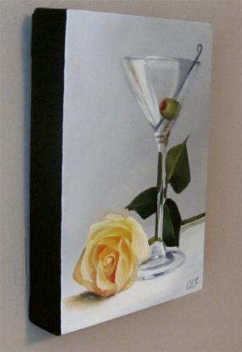 """""""Sophistication"""" original fine art by ~ces~ Christine E. S. Code"""