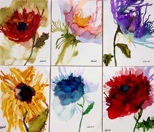 """Aureate Sol"" original fine art by Kristen Dukat"