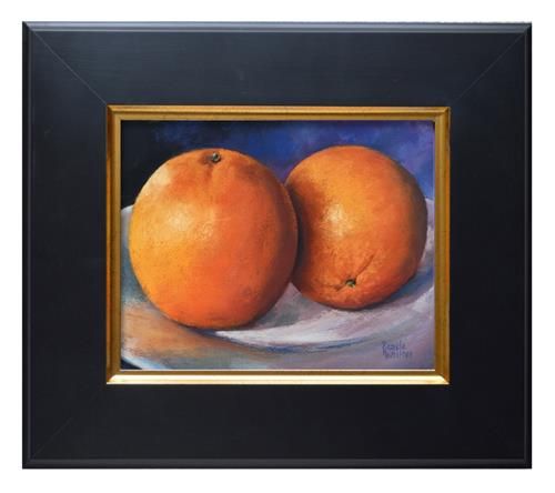 """Juicy Fruit"" original fine art by Pamela Hamilton"