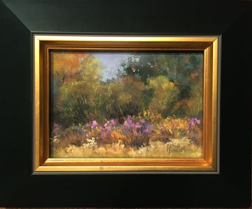 """Fall Flora"" original fine art by Pamela Hamilton"